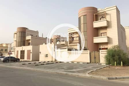 7 Bedroom Villa Compound for Sale in Khalifa City A, Abu Dhabi - Hot Deal! 4 Villa compound with 7BR each