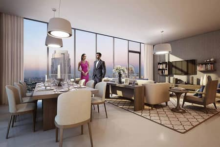 1 Bedroom Apartment for Sale in Downtown Dubai, Dubai - Call Now! Pay 75% Post Handover Payment Plan!