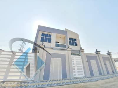 فیلا 5 غرفة نوم للبيع في الياسمين، عجمان - فيلا مودرن جديده 4200 قدم اول ساكن بسعر تنافسي تشطيب سوبر ديلوكس شخصي بمساحه بناء كبيره جدا