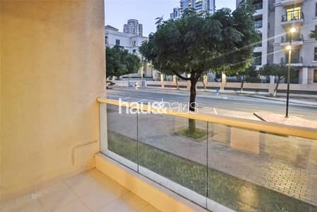 1 Bedroom Flat for Rent in The Greens, Dubai - Ground floor | Vacant | Negotiable |