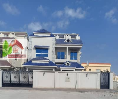 6 Bedroom Villa for Sale in Al Mowaihat, Ajman - You will not consider renting with the payment facilities we offer to own a home