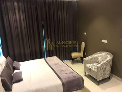 شقة 1 غرفة نوم للايجار في وسط مدينة دبي، دبي - Partial Lake  View  I 1BR   I UPPER CREST