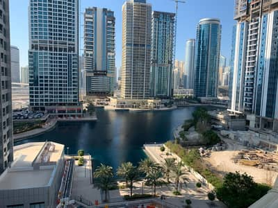2 Bedroom Apartment for Rent in Jumeirah Lake Towers (JLT), Dubai - Fully Furnished|Lake View|Available Per Month too