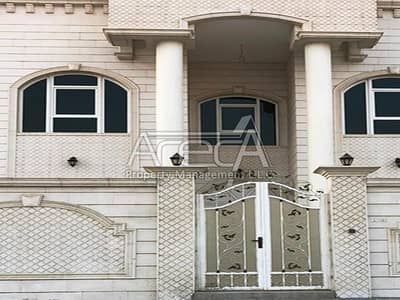 10 Bedroom Villa for Rent in Al Bateen, Abu Dhabi - Be the first one to Live in this beautiful 10 Bed Villa