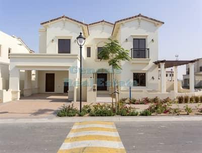 6 Bedroom Villa for Sale in Arabian Ranches, Dubai - Elegant 6BR + Maid in Aseel
