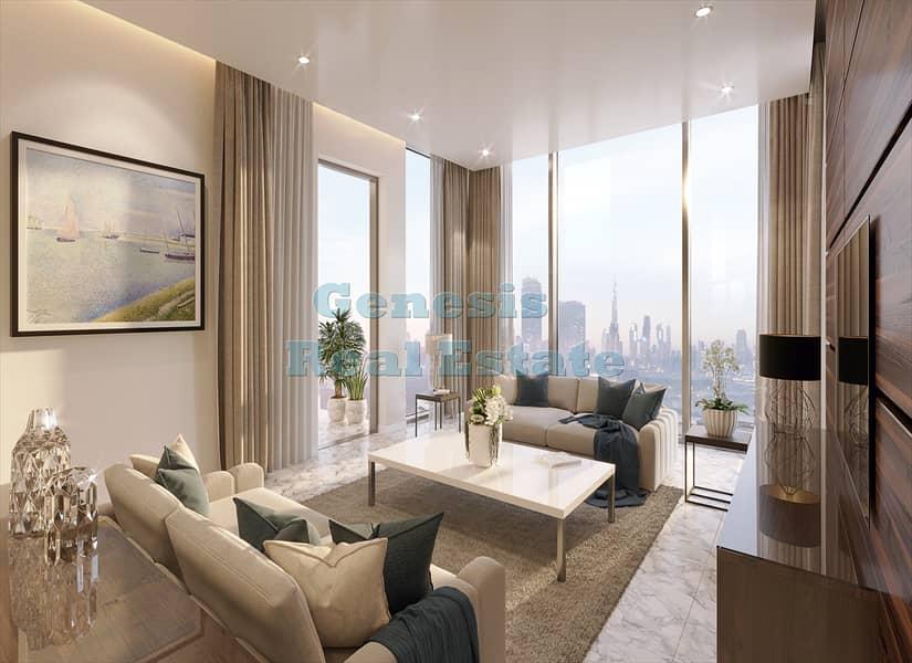 Elegant 2 Bedrooms at MBR City