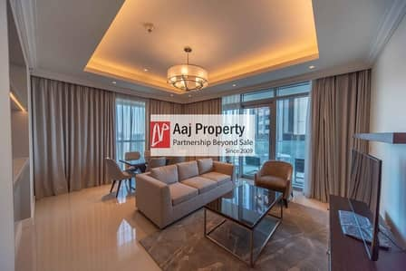 2 Bedroom Flat for Rent in Downtown Dubai, Dubai - Special Offer|Luxury APT|Burj & Fountain View!!