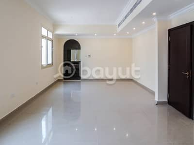 3 Bedroom Flat for Rent in Al Manaseer, Abu Dhabi - Luxurious 3BR + MR and parking  from the owner