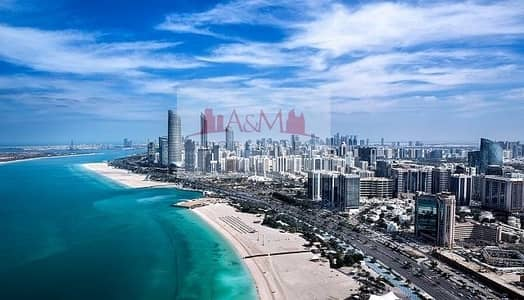 GREAT OFFER..!! BRAND NEW 1 BEDROOM FLAT AT CORNICHE 65000 ONLY..!