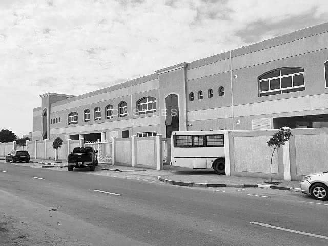 2 School Building I Brand New I Open Curriculum I Sharjah