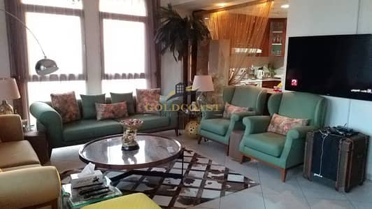 2 Bedroom Flat for Rent in Mirdif, Dubai - Luxury furnished 2 bedroom in Up town mirdiff
