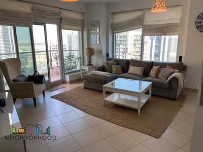 1 Bedroom Apartment for Rent in Downtown Dubai, Dubai - 1 Bed plus Study|Fully Furnished| Burj Khalifa View