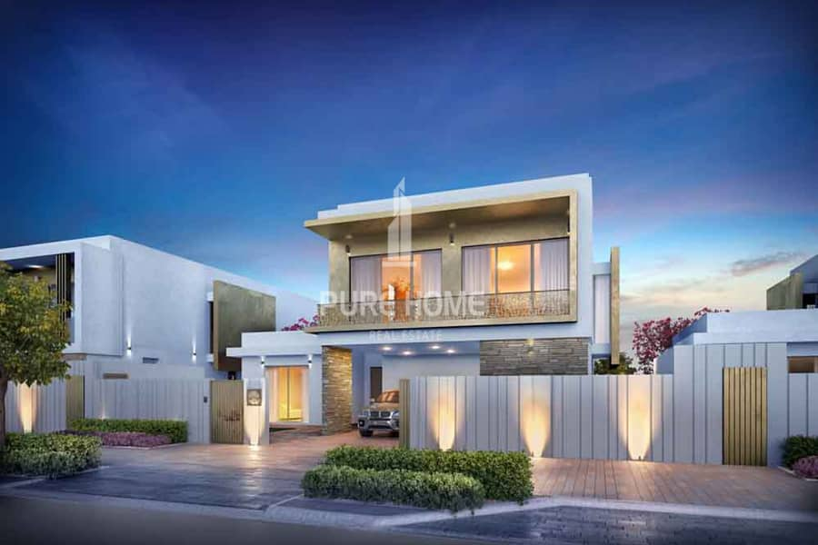2 For Sale Exciting Offer Own Now this 3 Bedrooms Villa in Yas Acres