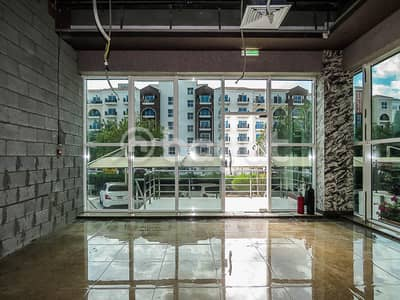 Shop for Rent in Motor City, Dubai - 102K SHOPS NO COMMISSION - MOTORCITY
