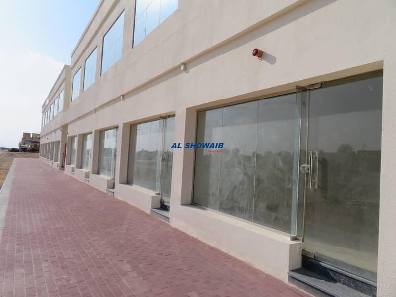 7 Brand New Shop in Al Lisaily Dubai