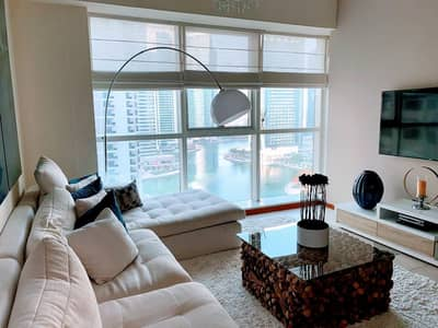 1 Bedroom Apartment for Sale in Jumeirah Lake Towers (JLT), Dubai - 1 BED APARTMENT IN MAG 214 WITH LAKE VIEW FOR SALE