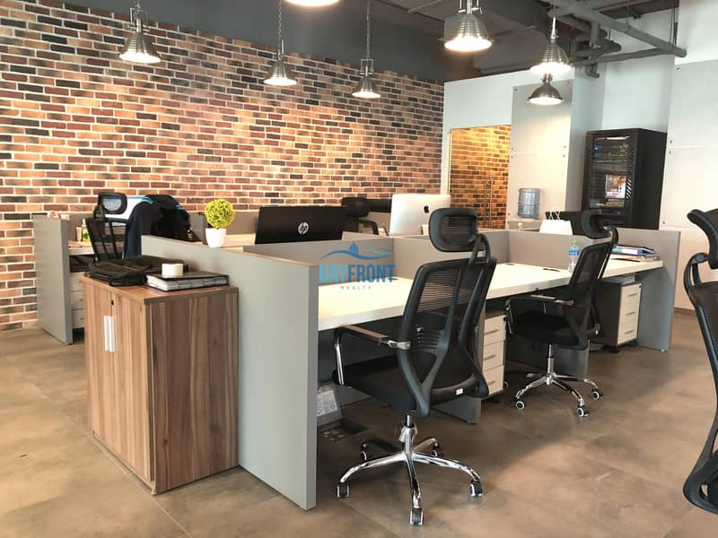Bright Office for Sale with 7% ROI