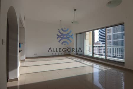 2 Bedroom Apartment for Rent in Dubai Marina, Dubai - Unfurnished// 4Cheques // FullMarinaView