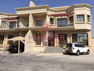 5 Bedroom Villa for Rent in Khalifa City A, Abu Dhabi - LARGE VILLA LUXURY FINISHING
