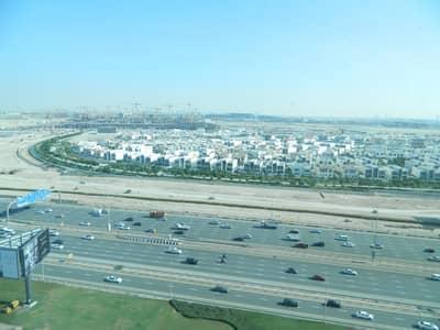 مکتب  للايجار في الخليج التجاري، دبي - Chiller free| Glass Partitioned Office|6 parkings