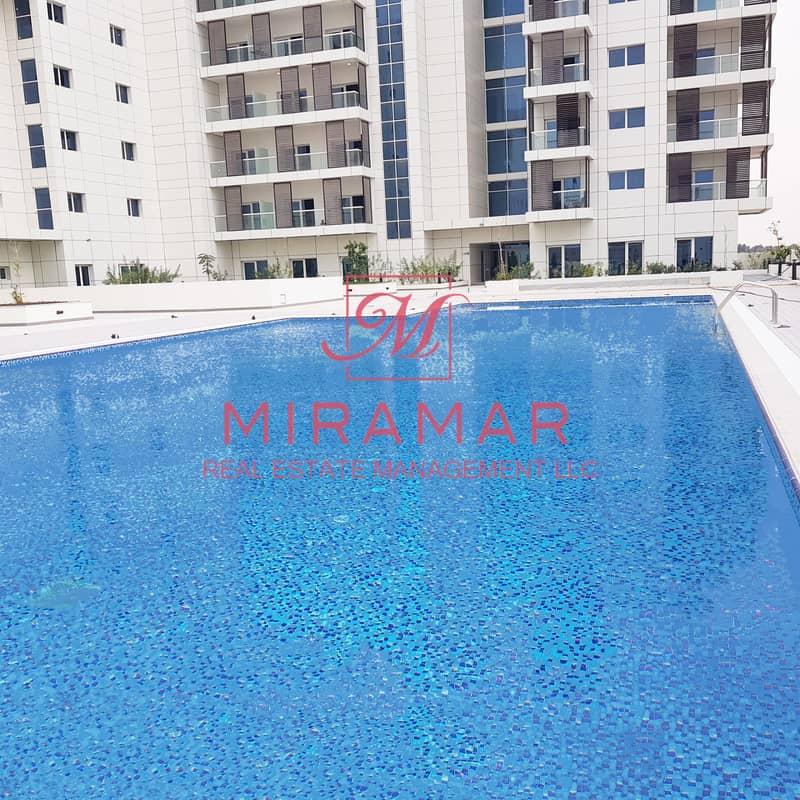 شقة في الواحة ريزيدنس مدينة مصدر 395000 درهم - 4432849