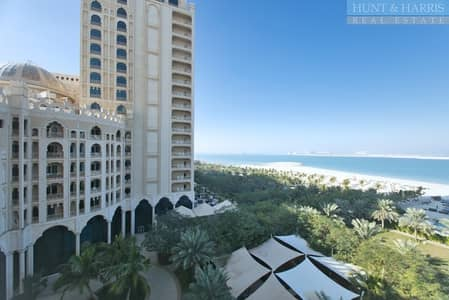 1 Bedroom Hotel Apartment for Rent in Al Hamra Village, Ras Al Khaimah - Full Sea View - Palace Hotel - Utilities included