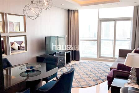 2 Bedroom Apartment for Rent in Downtown Dubai, Dubai - Fully Furnished | Larger Style | Great Location