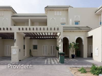 3 Bedroom Townhouse for Sale in Al Furjan, Dubai - Exceptional Type A with 2 + 1 Parking Space