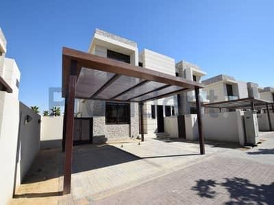 فیلا 3 غرف نوم للبيع في داماك هيلز (أكويا من داماك)، دبي - Corner Plot   Next to Golf Course   Community View