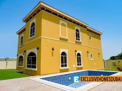 فیلا 5 غرف نوم للبيع في ذا فيلا، دبي - فیلا في ذا فيلا - هاسيندا ذا فيلا 5 غرف 4799999 درهم - 4433056
