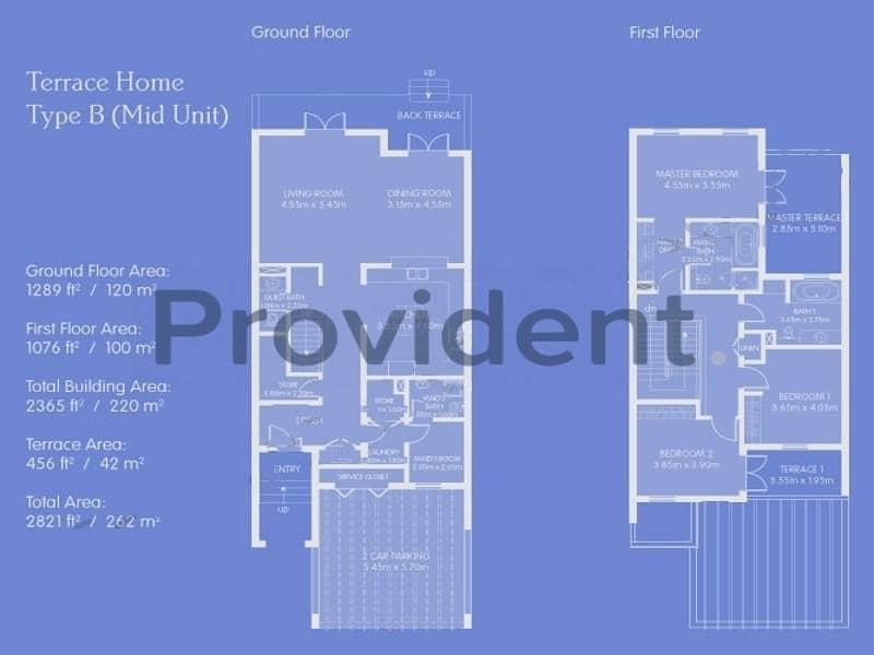 21 High-End 3 Bedroom with Landscape Garden