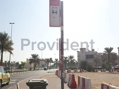 Mixed Use Land for Sale in Al Warsan, Dubai - Hotel plot G+8 Next to Shopping Center