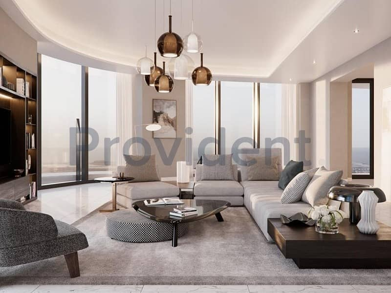 2 Full Floor Penthouse|Prestigious Address