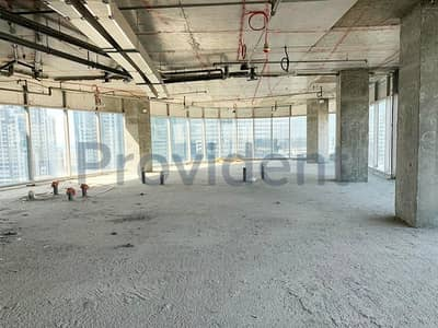 Full Floor | Shell and Core Office Space