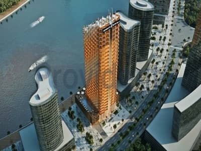 1 Bedroom Apartment for Sale in Business Bay, Dubai - On Canal | Spacious | Prime Spot | High-end