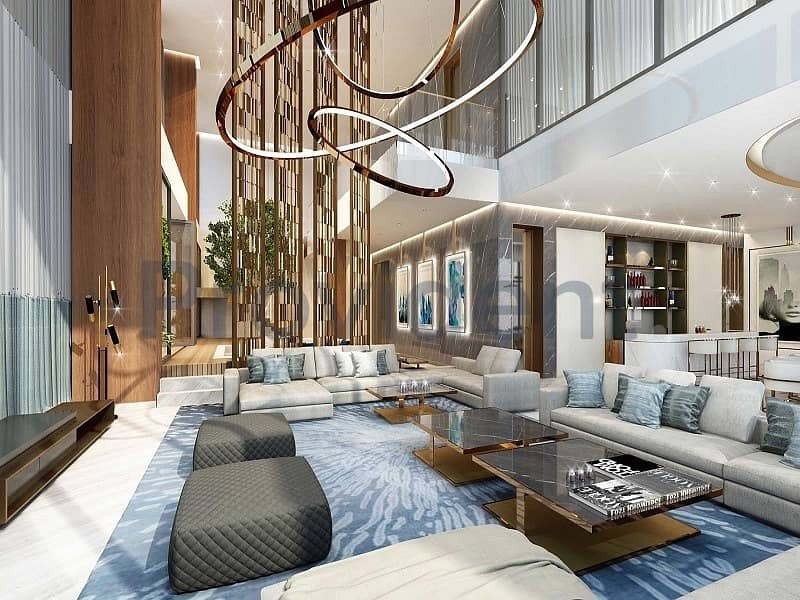 6 Bed Duplex Penthouse | Panoramic view