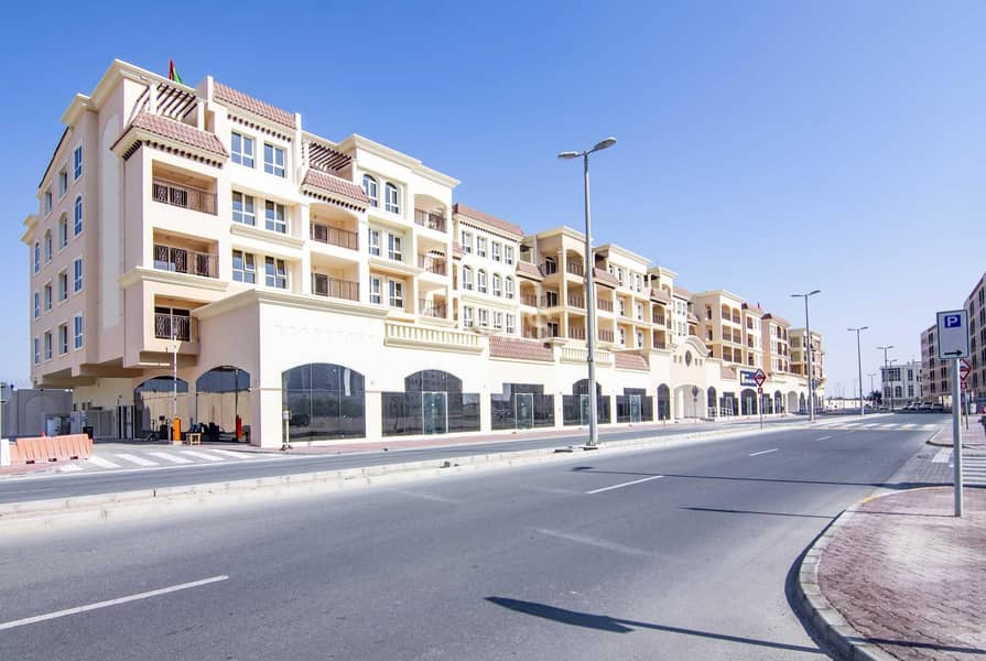 13 Brand new spacious Studio apartment with parking in Rawdah