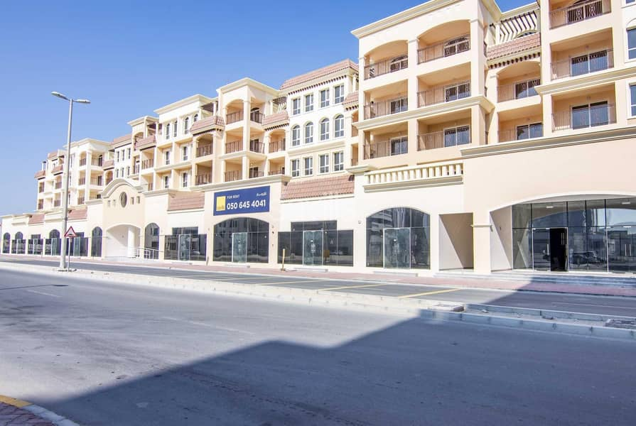 15 Brand new spacious Studio apartment with parking in Rawdah