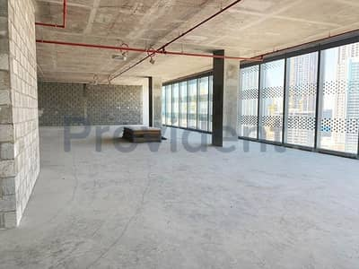 Half Floor | Shell and Core Office Space