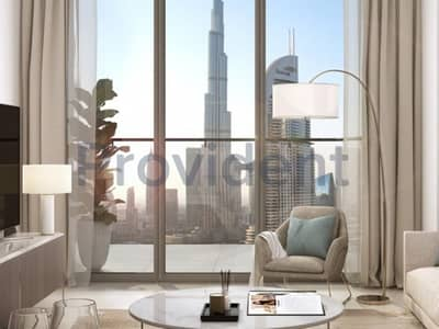 1 Bedroom Flat for Sale in Downtown Dubai, Dubai - Resale | Sold out by developer | No Premium