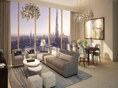 The lifestyle you have dreamed about | Stunning Burj Khalifa Views