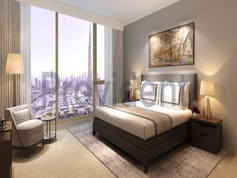2 The lifestyle you have dreamed about | Stunning Burj Khalifa Views