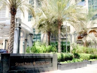 فلیٹ 3 غرف نوم للايجار في وسط مدينة دبي، دبي - Corner Unit|Cosy 3BR|High Floor|Downtown View
