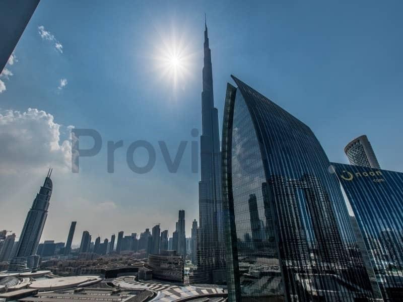 17 Awe-inspiring 5 Star Hotel with Burj Khalifa View
