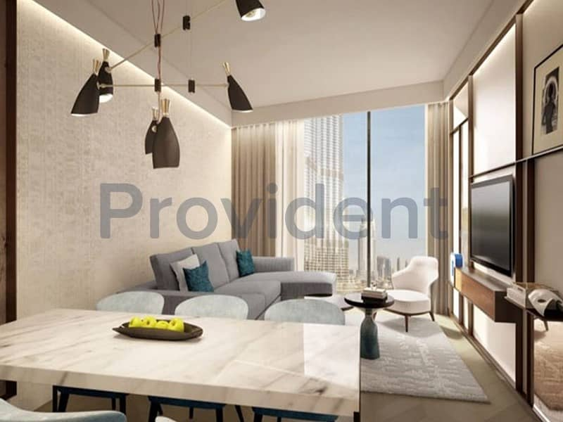 2 Luxury Hotel Apartment with Magnificent views