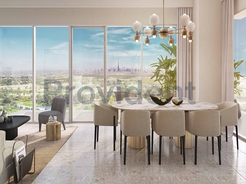 13 Golf Course View|6040 Payment Plan|1BR |