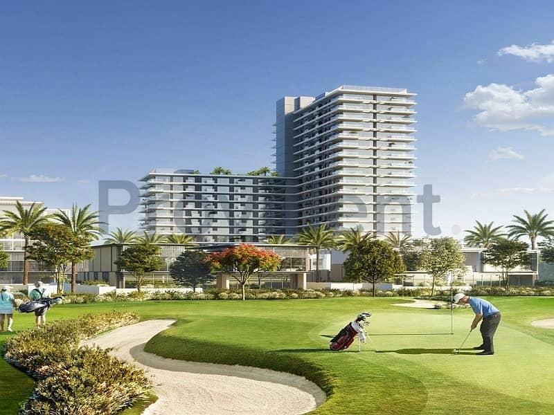 1BR APT Golf Suites 3 Yrs Post Handover