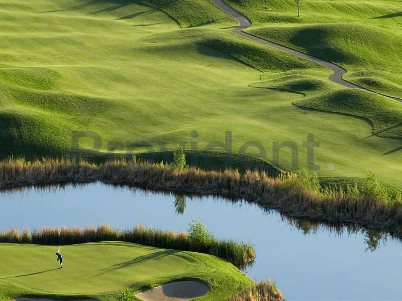 2 1BR APT Golf Suites 3 Yrs Post Handover