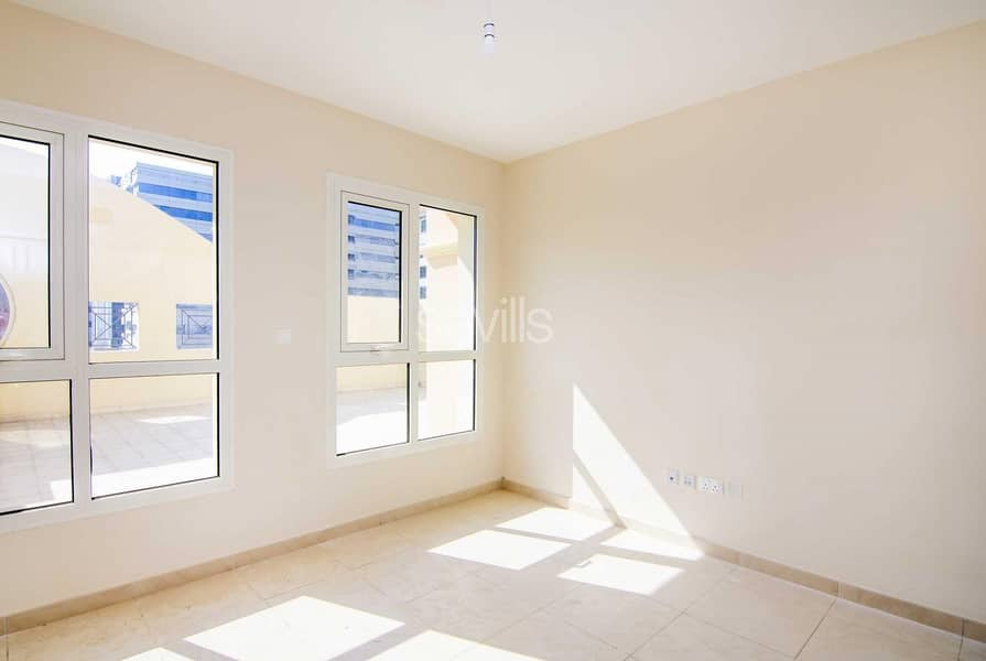 14 Brand new spacious one br apartment with parking in Rawdah