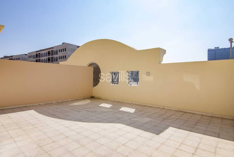 17 Brand new spacious one br apartment with parking in Rawdah